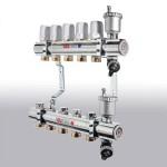 Коллекторная группа для систем отопления Valtec VTc.594