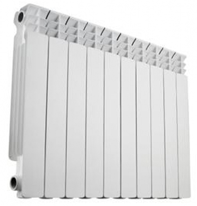 Garanterm алюминиевый радиатор отопления