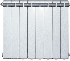 Алюминиевый радиатор Global KLASS