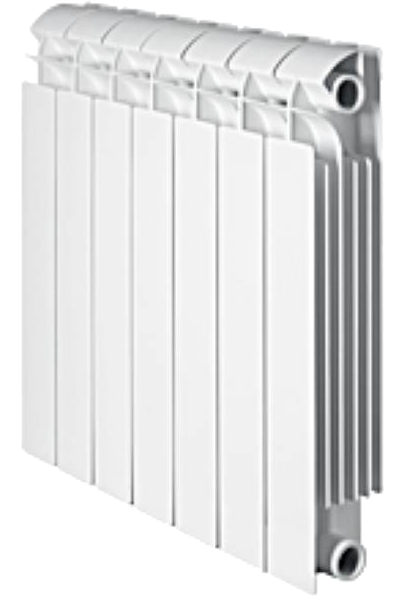 Биметаллический радиатор отопления Global STYLE Plus