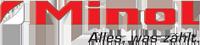 minol логотип