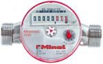 Счетчик горячей воды Minol ETW Ду15, 110 мм, Qn 1.5