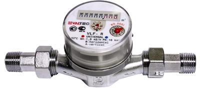 Счетчик воды Valtec VLF-R Универсальный
