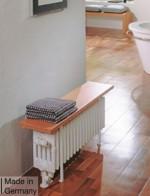 Zehnder Charleston Relax радиатор скамейка